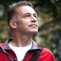 Chris Packham patron of Educational Wealth Fund